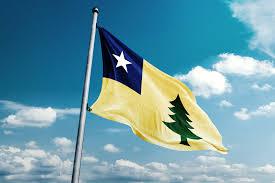 Maine Flag Image Maine Flag Redesign Vexillology