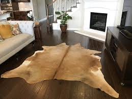Cowhide Rug Living Room Ideas Living Room Cow Hide Rug Decorating With Cowhide Rugs With Glass