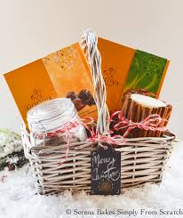 christmas gift baskets family gift basket ideas serena bakes simply from scratch