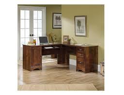 l shaped desk with hutch left return office desk with return interior design