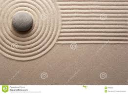 Zen Rock Garden by Zen Garden Stock Photos Image 5095523