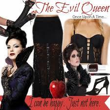 Evil Queen Halloween Costume Easy Halloween Costumes Evil Queen Regina Mills
