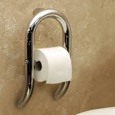 install a recessed toilet paper holder brushed nickel u2014 the decoras