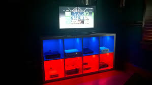 finally finished my gaming cabinet gaming