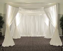 aliexpress com buy 3m 3m 3m white color square canopy drape