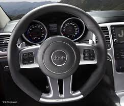 Jeep Grand Cherokee Srt Interior 2012 Jeep Srt8 Steering Wheel For Sale Mopar 1xt711x9aa