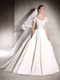 St Partrick 2017 Pronovias Wedding Dress