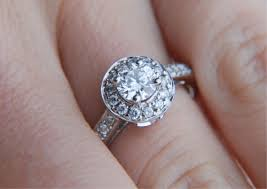 wedding rings on the rings in empyrejewelry