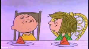charlie brown thanksgiving 1973 a charlie brown thanksgiving