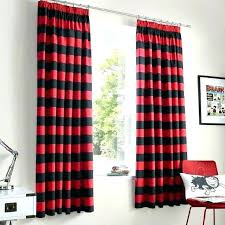 Blue Plaid Curtains And Black Plaid Curtains 100 Images Country Panel Curtains