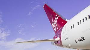 Virgin Atlantic Route Map The 787 Virgin Atlantic