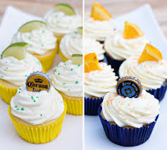 cupcake tops erica s sweet tooth blue moon and corona cupcakes
