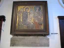 In Ex by File Santa Maria In Cosmedin Mosaico In Ex Sagrestia Con Epifania
