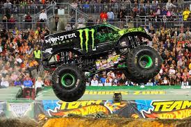 announcing slideways karting monster jam race