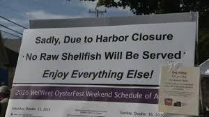 oysterfest held amid norovirus outbreak in wellfleet