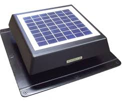 rand solar powered attic fan 8 watt rand solar attic fans