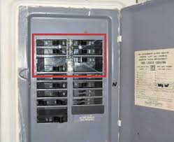 what is a split bus electric panel