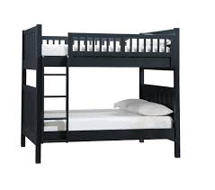 Bunk Bed For 3 Camp Full Over Full Bunk Bed Pottery Barn Kids