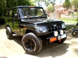 jeep modified classic 4x4 mahindra bolero modified to hummer wallpaper 1024x768 16570