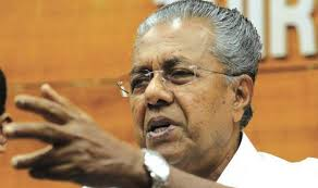 Seeking Kerala Kerala Cm Pinarayi Vijayan Writes To Pm Modi Seeking Ban On Blue