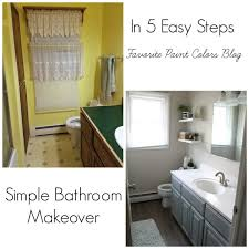 simple bathroom makeover jpg resize u003d600 600