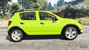 renault sandero stepway 2016 dacia sandero stepway 2014 for gta 5