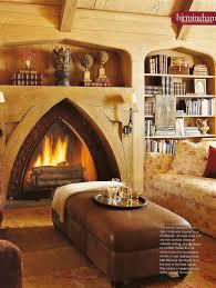 Best Tudor Images On Pinterest Corner Fireplaces Tudor Style - Tudor homes interior design