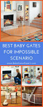 Child Gates For Stairs Best 25 Best Baby Gates Ideas On Pinterest Baby Gates Stairs