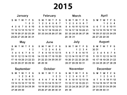 10 best images of printable 2015 yearly calendar template 2015