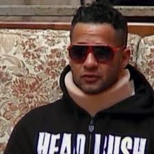 Neck Brace Meme - jersey shore nobody rocks a neck brace and shades like