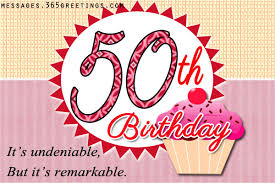 50th Birthday Cards For 50th Birthday Wishes And Messages 365greetings Com