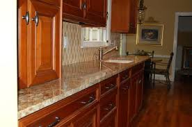 Granite Countertops And Tile Backsplash Ideas Eclectic by Stylish Kitchen Granite Ideas Stunning Home Design Ideas With
