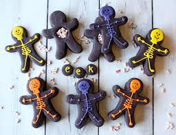 munchkin munchies skeleton pinata cookies