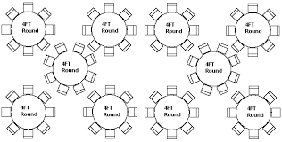 table seating for 20 tent seating charts