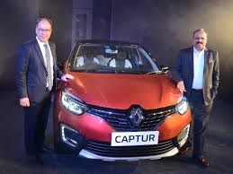 renault india renault unveils captur its globally successful premium suv in