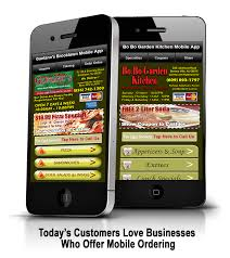 mobile apps for business small business restaurants