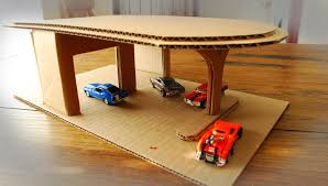 plan wooden toy garage quick woodworking projects