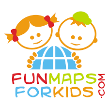 Maps For Kids Fun Maps For Kids Rtwwithkid Twitter