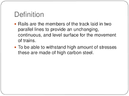 All Common Types Of Wood Joints And Their Variations by Rails Types Joints Creep Failure Of Rails And Welding Of Rails
