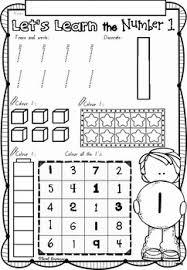 let u0027s learn numbers 1 to 10 worksheets in queensland beginners