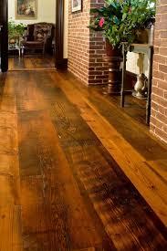 Wide Plank Distressed Hardwood Flooring Wide Plank Oak Flooring Reclaimed Blitz