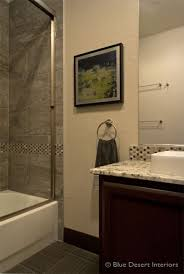 Ranch House Bathroom Remodel Blue Desert Interiors Kierland Ranch