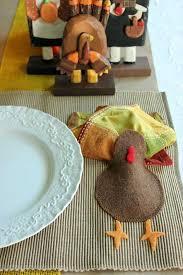 diy decor 14 thanksgiving placemat ideas