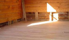 Pine Interior Walls Sautee Nacoochee Center