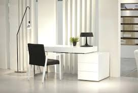 Modern Glass Desk With Drawers Modern Desk With Drawers Bethebridge Co