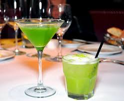most popular wedding drinks blue and green row shopping
