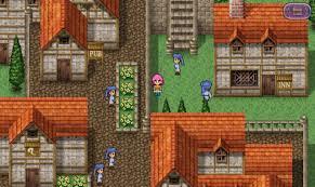 Final Fantasy 1 World Map by Phantom Village Final Fantasy Wiki Fandom Powered By Wikia