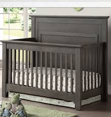 crib dark grey or java new