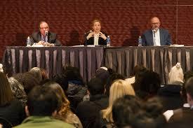 Campus Conversation Panel Examines Trump Administration
