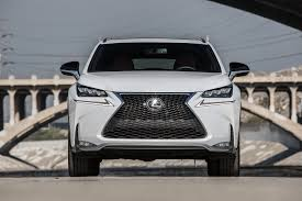 lexus nx vs acura the big test 2015 luxury compact crossovers